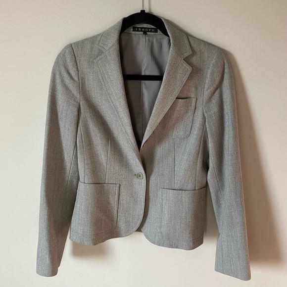 Theory Jackets & Blazers - Theory Wool Blazer